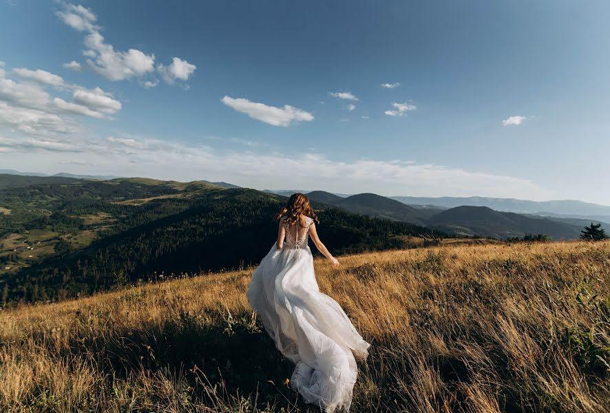 Wedding photographer Volodymyr Harasymiv (VHarasymiv). Photo of 23.07.2019