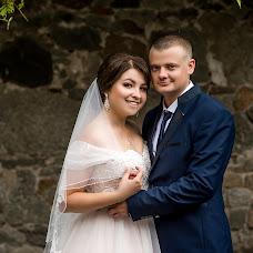 Wedding photographer Inna Ryabichenko (riabinna). Photo of 17.10.2018