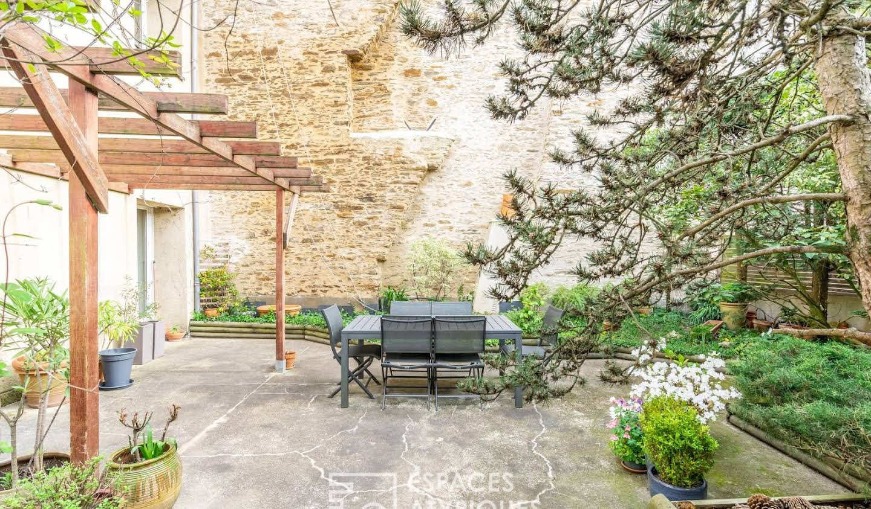Appartement avec terrasse Nantes