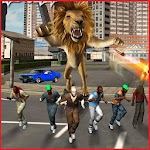 Monster Lion Attack Icon