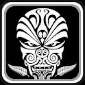 Haka Maori icon