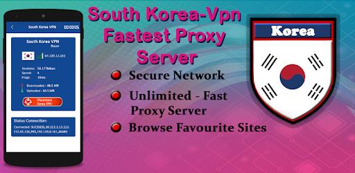 South Korea-VPN Fastest Proxy Server - Aplikacije na Google