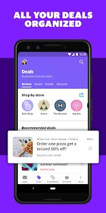 Yahoo Mail – Organized Email Screenshot