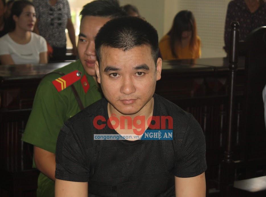 Bị cáo Phạm Văn Niêm