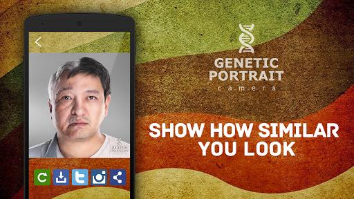 Genetic Portrait: Camera
