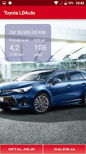 Toyota LD auto - náhled