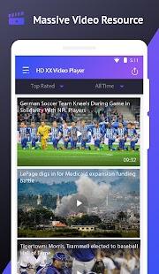 HD XX Video Player - náhled