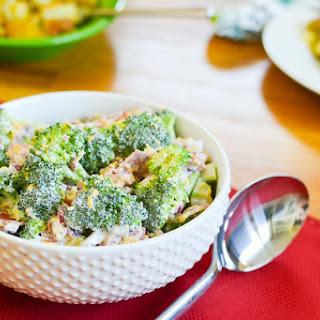 """Fixified"" Broccoli Salad."