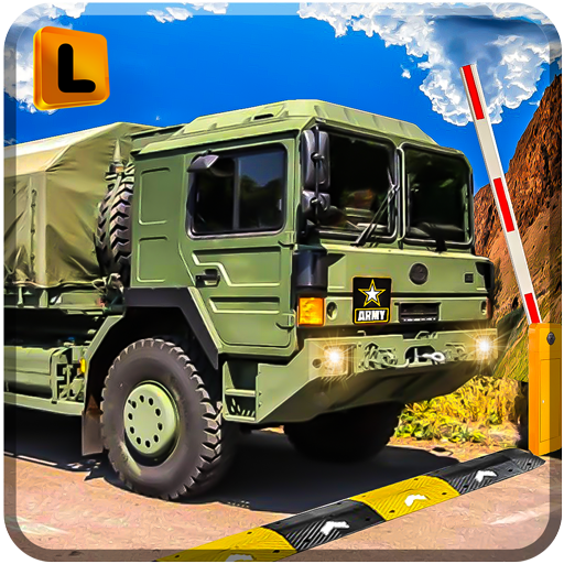 Army 4x4 Truck Check Post