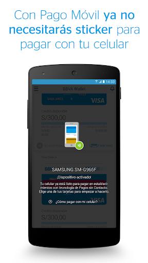 BBVA Wallet Peru00fa  screenshots 2
