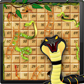 Super Snakes & Ladders Game