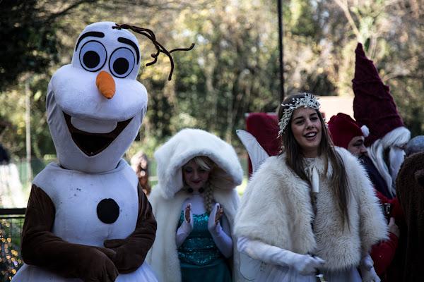 Olaf ti stai sciogliendo... di MauMarty