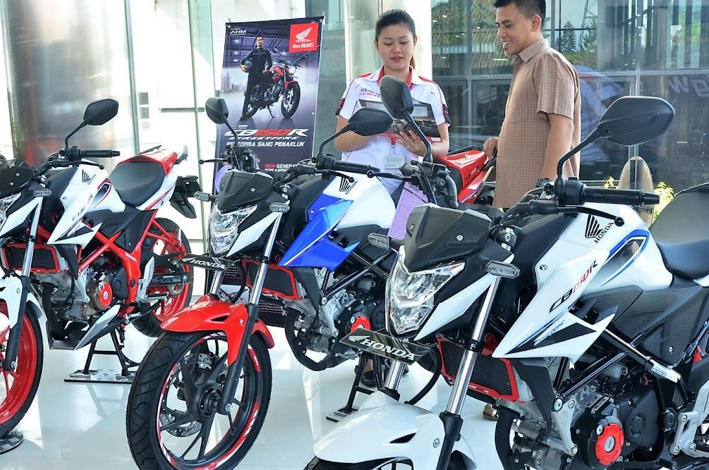 Motor Sport Honda Dongkrak Penjualan
