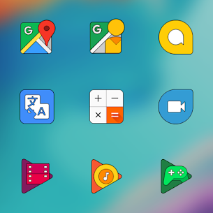 ONE PLUS OXYGEN ICON PACK HD v13.2 [Patched] APK 7