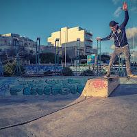 Skate park di