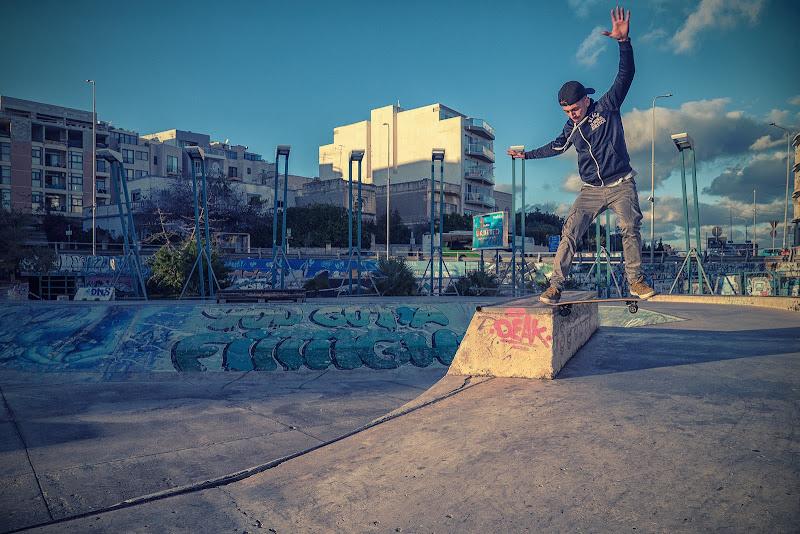 Skate park di prometeo