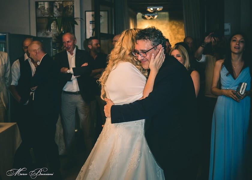 Fotografo di matrimoni Marco Bresciani (MarcoBresciani). Foto del 19.02.2019