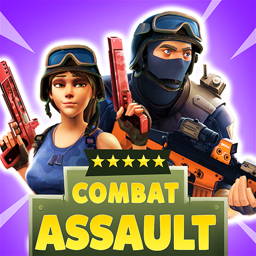 Combat Assault: CS PvP Shooter Icon