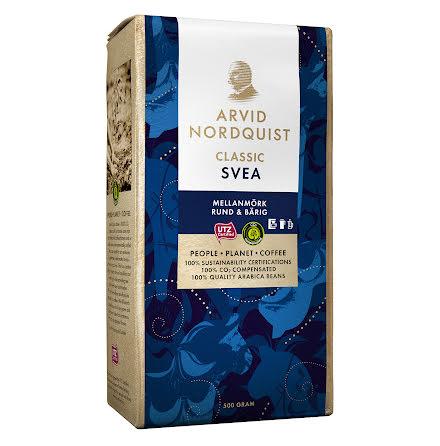 Kaffe Classic Svea vac    500g