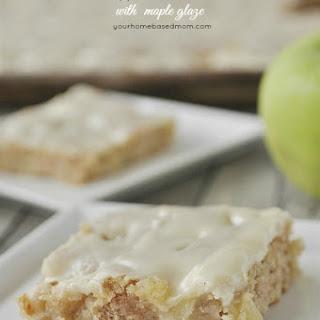 Apple Cake Glaze Icing Recipes