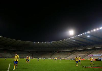 Les plans de Peter Bossaert et de l'Union Belge pour le Stade Roi Baudouin