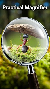 Magnifier - Magnifying Glass Screenshot