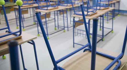Almería, única provincia que sube en aulas este curso en Andalucía