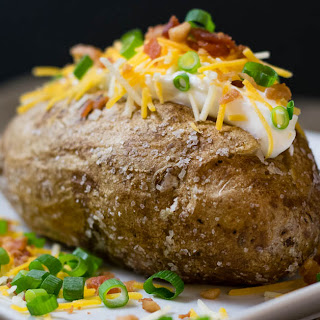 Crusted Baked Potato Recipes