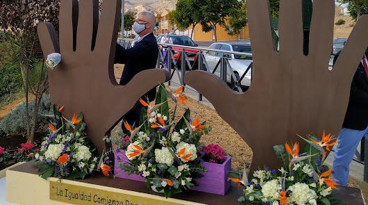 Almería vuelve a decir NO a la violencia contra las mujeres