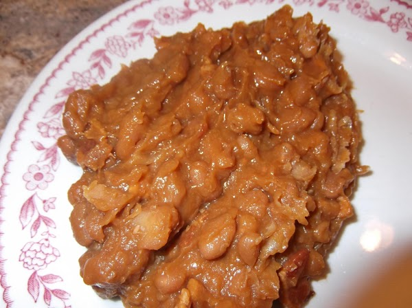 Easy Baked Beans For A Crowd Recipe