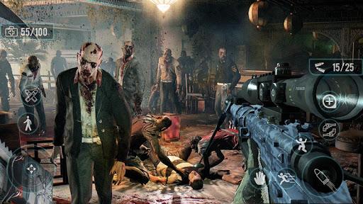 Zombie Sniper - Last Man Stand  screenshots 8