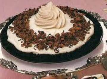 Kahlua Black Russian Pie