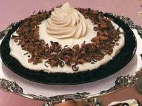 Kahlua Black Russian Pie Recipe