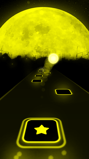 Boulevard der zerbrochenen Träume - Green Day Tiles Neon-Screenshots 7