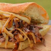 AAA Steak Sandwich