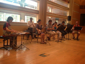 Photo: Student concert Final day