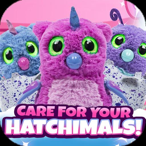 Hatchimal CollEggTibles 3 : Surprise Eggs