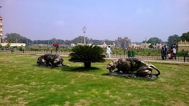 Photo: Mysore palace