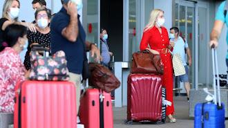 Si un viajero da positivo se activará un protocolo de actuación inmediata.
