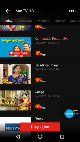 Download HeroTalkies - Tamil Movies & Live TV Channels APK latest