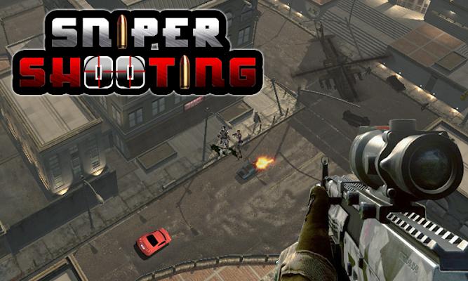Sniper Shooting - screenshot
