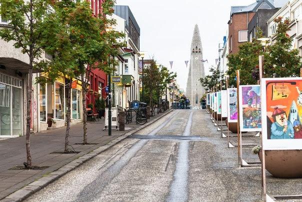 Reykjavik City.