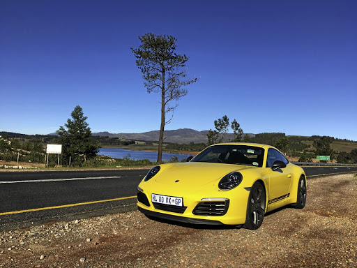 The Porsche 911 T Pdk Delivers Raw Thrills On The Open Road