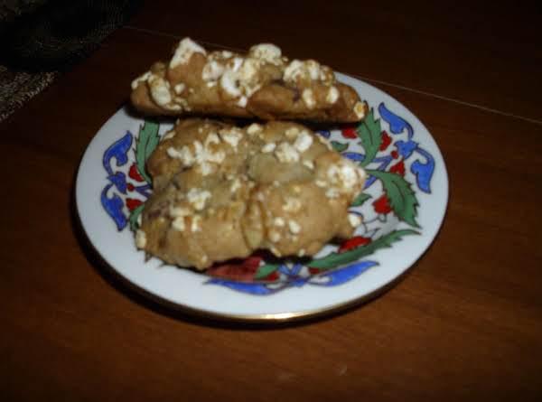Popcorn Cookies Recipe
