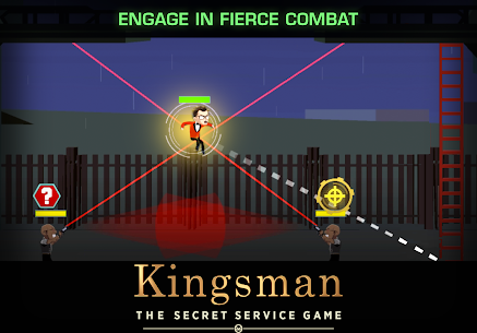 Kingsman – The Secret Service Game 4