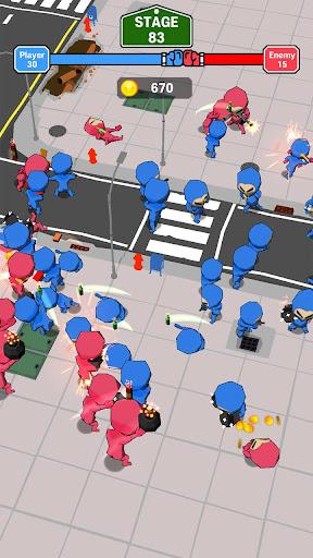Street Gangs - Tights Bully ss2