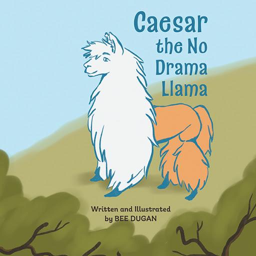 Caesar the No Drama Llama cover