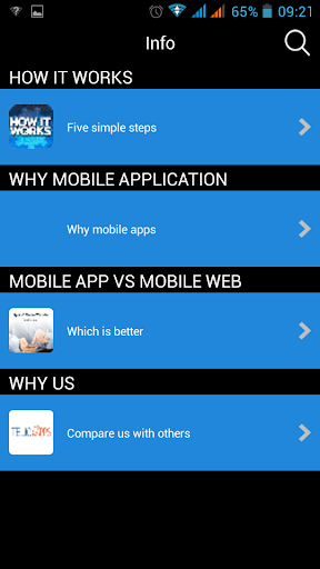 Telic Apps screenshot 4