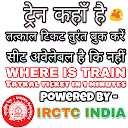 INDIAN LIVE TRAIN STATUS, REAL TIME , IRCTC APK