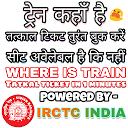 INDIAN LIVE TRAIN STATUS, REAL TIME , IRCTC APK